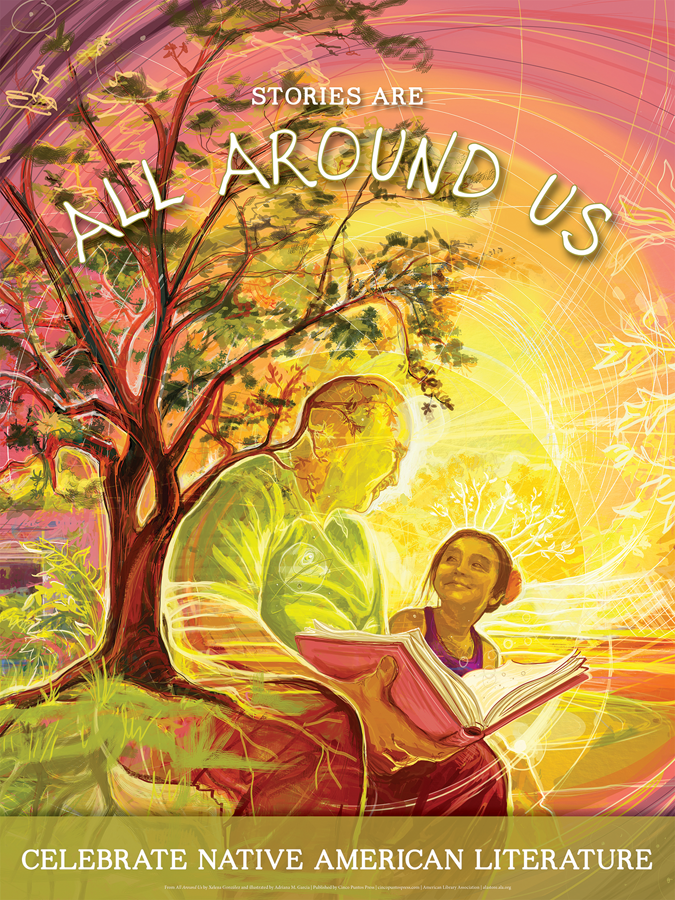 all-around-us-poster